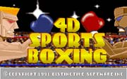 4-D Sports Boxing - náhled