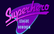 Superhero League of Hoboken - náhled