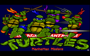 Teenage Mutant Ninja Turtles - Manhattan Miss - náhled