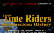 Time Riders in American History - náhled