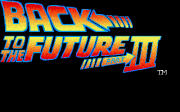 Back to the Future Part III - náhled