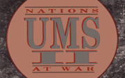 UMS II - Nations at War - náhled