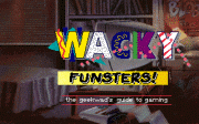 Wacky Funsters! The Geekwads Guide To Gaming - náhled