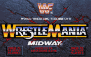 WWF Wrestlemania - The Arcade Game - náhled
