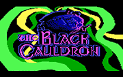 Black Cauldron, The - náhled