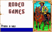 Buffalo Bills Rodeo Games - náhled