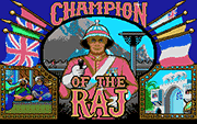 Champion of the Raj - náhled