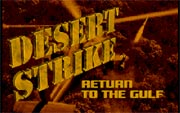 Desert Strike - Return to the Gulf - náhled
