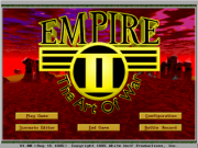 Empire II - The Art of War - náhled