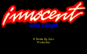 Innocent Until Caught - náhled