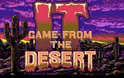 It Came From The Desert - náhled