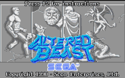 Altered Beast - náhled