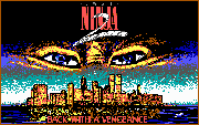 Last Ninja 2: Back with a Vengeance - náhled