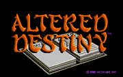 Altered Destiny - náhled