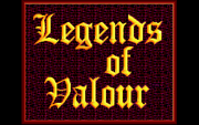 Legends of Valour - náhled