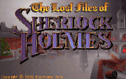 Lost Files of Sherlock Holmes - The Case of S - náhled