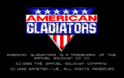 American Gladiators - náhled