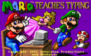 Mario Teaches Typing - náhled