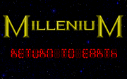 Millenium - Return to Earth - náhled
