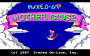Mixed-Up Mother Goose - náhled