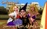 Spellcasting 101 - Sorcerers get all the Girl - náhled
