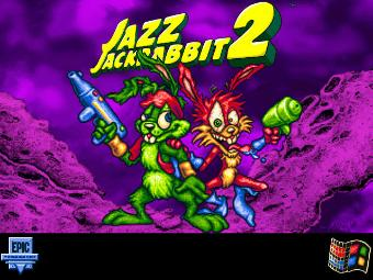 Jazz Jackrabbit 2: holiday hare - náhled