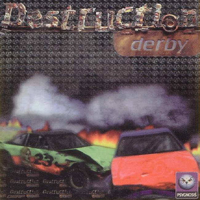 Destruction Derby - náhled