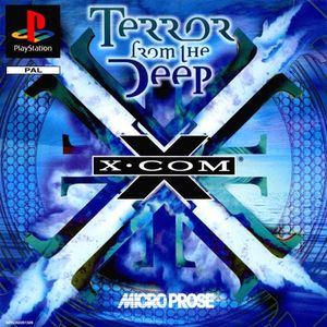 X-COM: Terror from the Deep - náhled