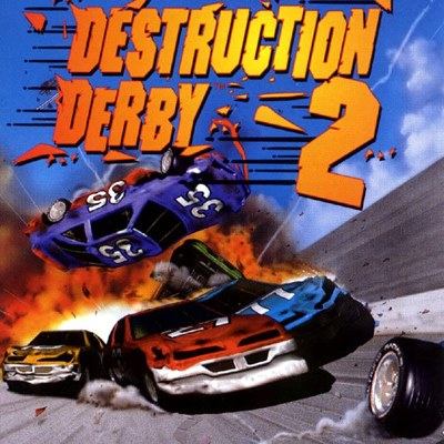 Destruction Derby 2 - náhled
