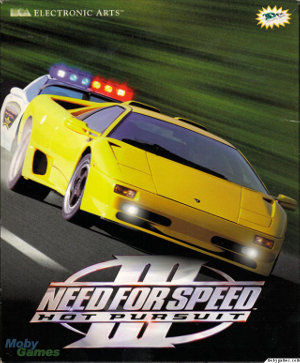 Need for Speed 3 Hot pursuit - náhled