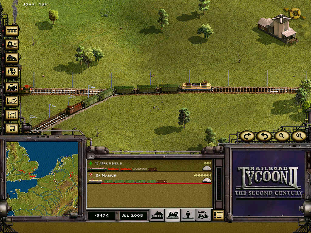 Nefunguje Download Hry Railroad Tycoon II