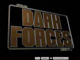 Star Wars: Dark Forces - náhled