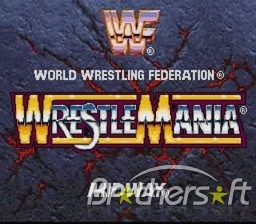 WWF Wrestlemania: The Arcade Game - náhled