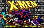 X-Men - Madness in Murderworld - náhled