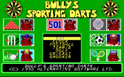 Bullys Sporting Darts - náhled