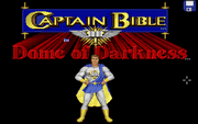 Captain Bible in the Dome of Darkness - náhled