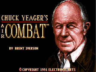 Chuck Yeagers Air Combat - náhled