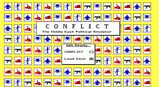 Conflict - Middle East Political Simulator - náhled