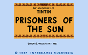 Adventures of Tintin - Prisoners of the Sun,  - náhled
