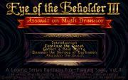 Eye of the Beholder III - Assault on Myth Dra - náhled