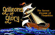 Galleons of Glory - The Secret Voyage of Mage - náhled