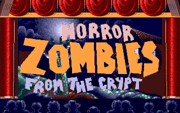 Horror Zombies from the Crypt - náhled