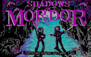 Shadows of Mordor, The - náhled