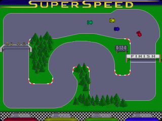 Superspeed Deluxe