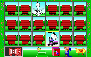 Snoopys Game Club