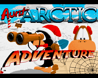 Antarctic Adventure - náhled