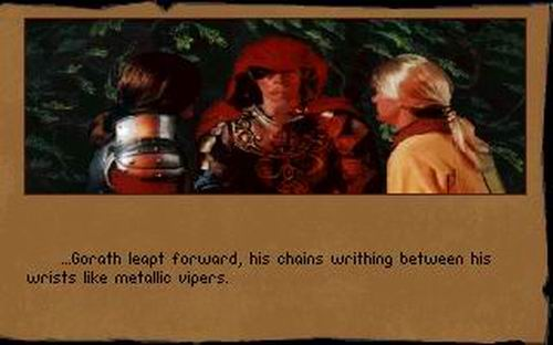 Betrayal at Krondor