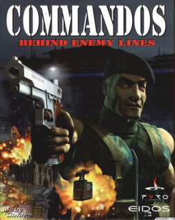 Commandos: Behind Enemy Lines - náhled