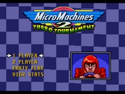 Micro Machines 2: Turbo Tournament - náhled