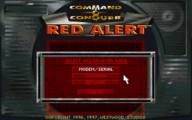 Command & Conquer: Red Alert - náhled